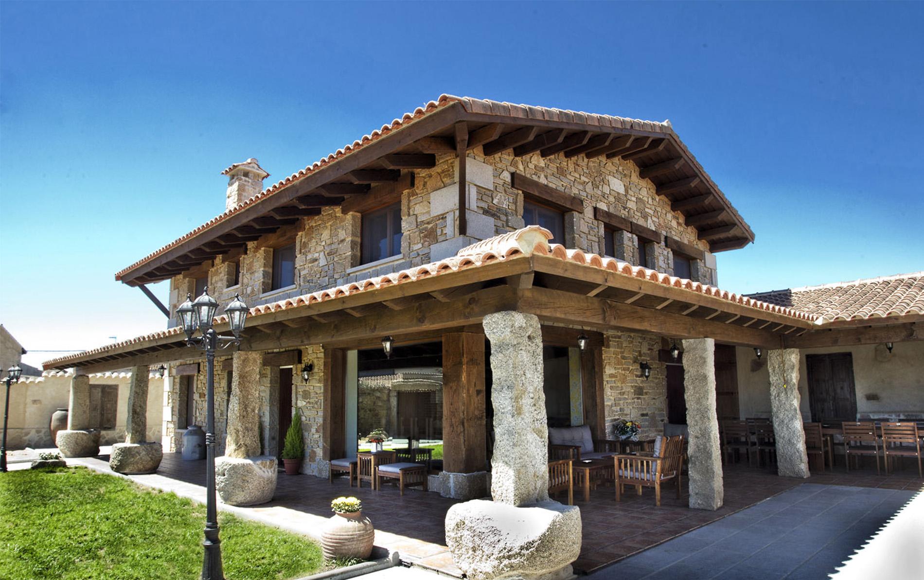Siega verde casa rural siega verde casa rural for Casas rurales alicante con piscina